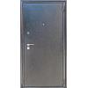 Зевс Н-4,  Серебро-Венге металлическая входная дверь