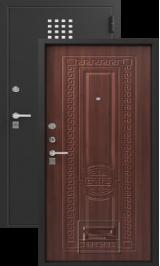 ЗЕВС, Z-5 ОРЕХ ЮЖНЫЙ металлическая входная дверь