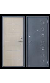 Аргус 27 (беленый дуб) металлическая входная дверь в квартиру