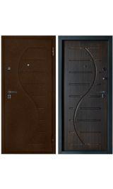 Салоу 6 мм металлическая входная дверь
