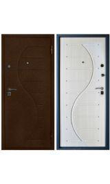Нью-Йорк 6 мм металлическая входная дверь