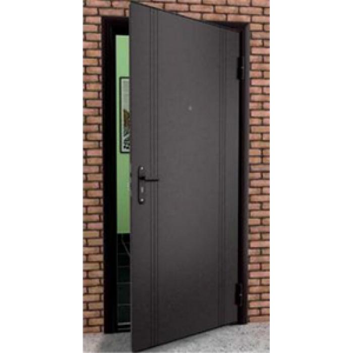 заказ входной металлической двери в многоквартирном доме