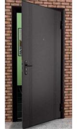 Тепла-1 металлическая входная дверь