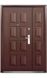 Т-800 металлическая входная дверь
