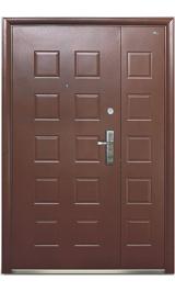 Т-801 металлическая входная дверь