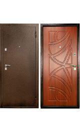 TD-107 металлическая входная дверь в квартиру установка и доставка в подарок