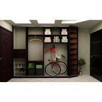 Где хранить велосипед в квартире: в шкафу-купе, в коридоре или на балконе