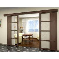 Раздвижные двери, их виды и особенности