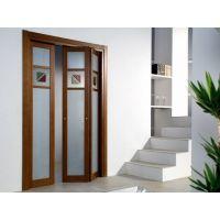 Складные межкомнатные двери: их особенности и преимущества