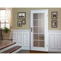 Межкомнатные двери со стеклом. Варианты дизайна.