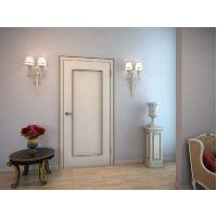 Межкомнатные двери с отделкой эмалью