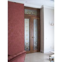 Технология фьюзинга для дизайна межкомнатных дверей (часть 3)