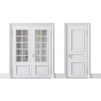 Французский стиль межкомнатных дверей: отличительные характеристики и стилевое назначение