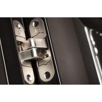 Какие дверные петли подходят для взломостойких входных дверей